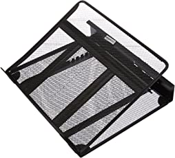 AmazonBasics Ventilated Laptop Stand (Black)