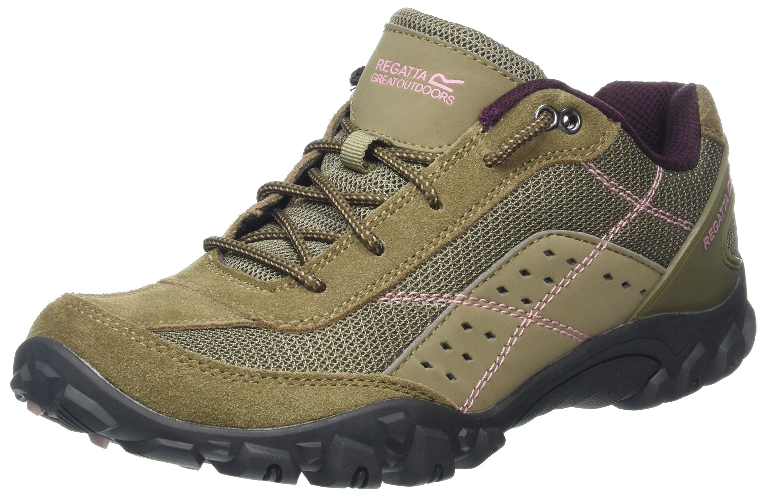 Regatta Lady Stonegate, Women's Low Rise Hiking Boots 1