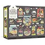 The Wondrous Workings of Planet Earth Puzzle: Ecosystems of The World 500-Piece Jigsaw Puzzle and Poster : Jigsaw Puzzles for