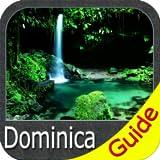 Dominica GPS Map Navigator