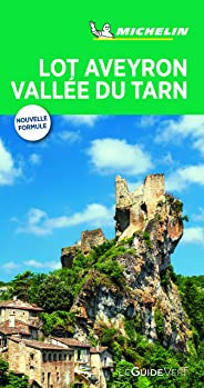 Guide Vert Lot Aveyron Vallé du Tarn Michelin