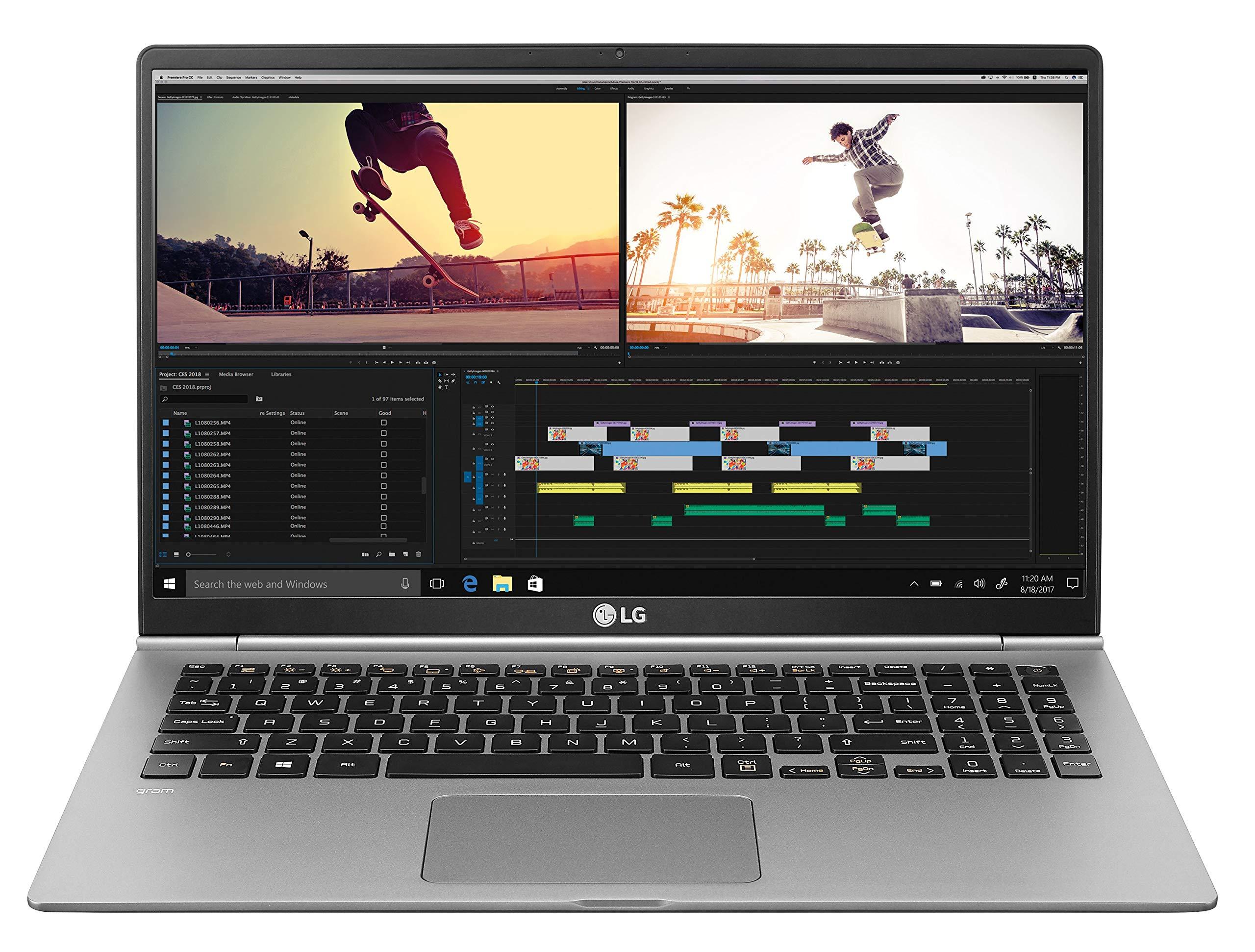 LG Gram Laptop 15Z990