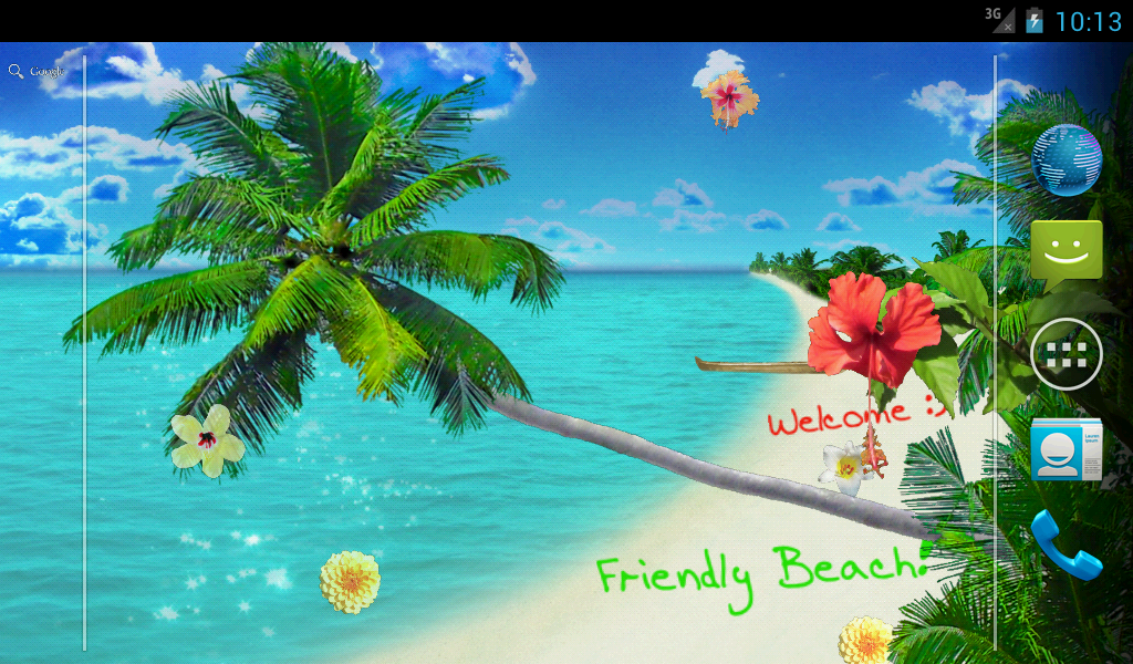 beach live wallpaper pro amazon fr appstore pour android