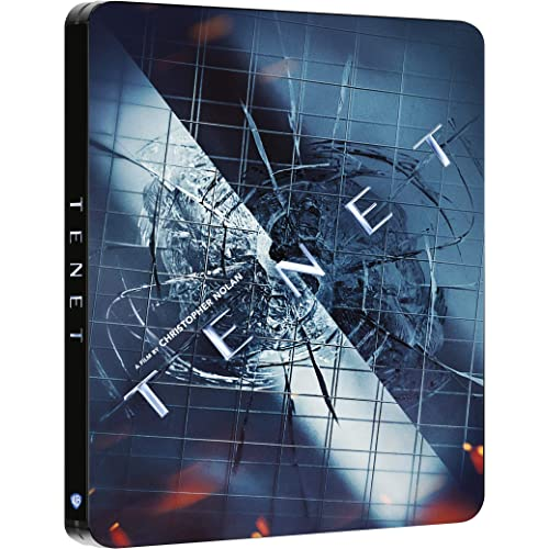 Tenet V2 (4K Ultra HD + Blu Ray)