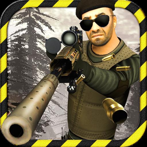 Hero Sniper Shooter Rules of Survival in Battle Arena: Shot & Kill Terrorist In Battlefield Simulator Adventure Game