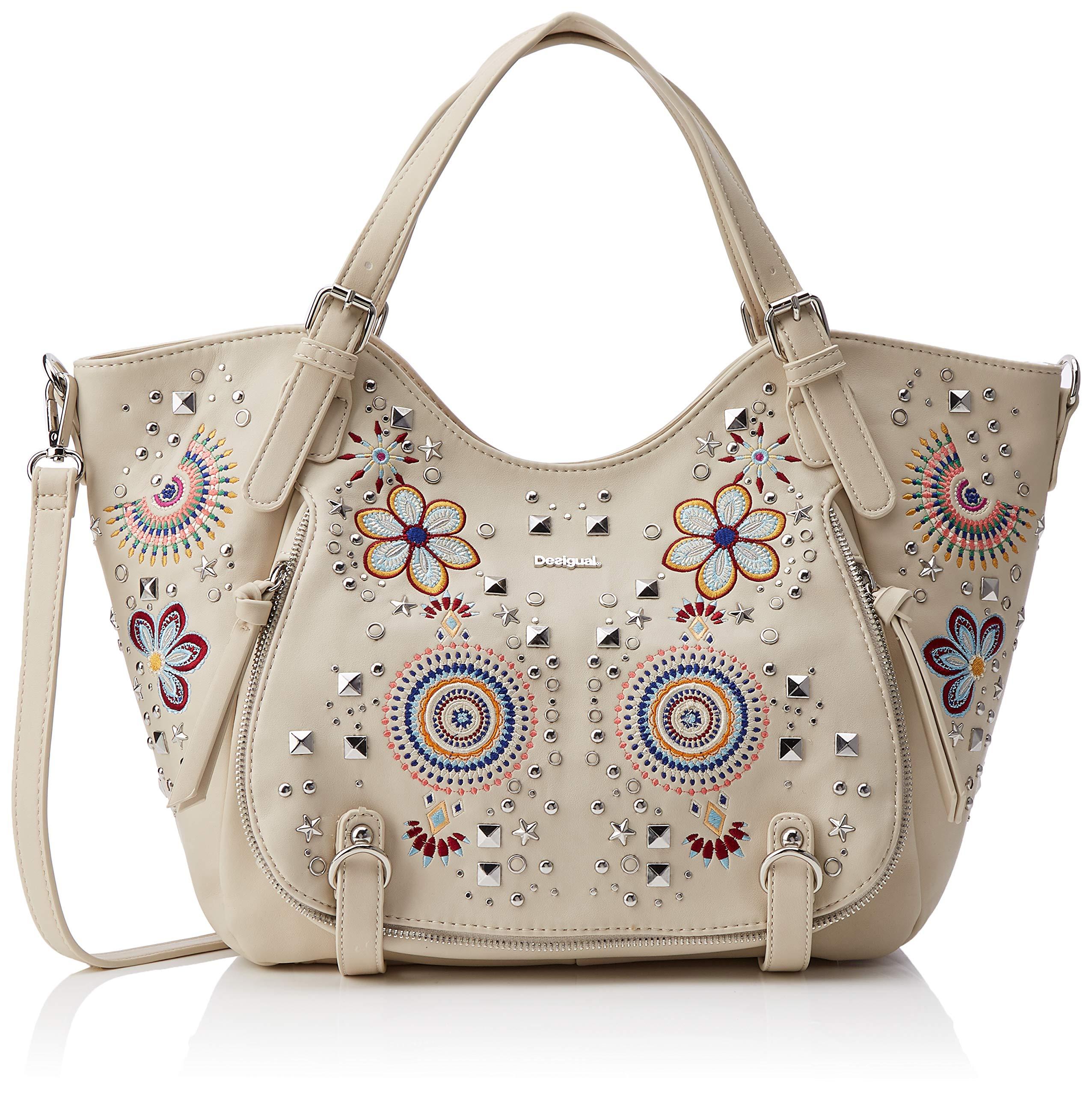 Desigual Bag Apolo Rotterdam Women Shoppers y bolsos de hombro Mujer