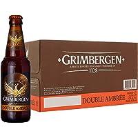 Grimbergen Birra Double Ambree (Abbazia) - 24 bottiglie da 330 ml