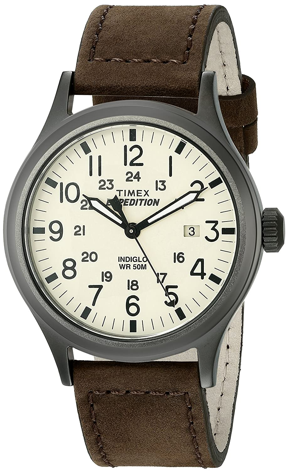 timex men s quartz watch brown dial analogue display and timex men s quartz watch brown dial analogue display and black leather strap tw4b01900 amazon co uk watches
