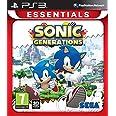 Sonic Generations: Essentials (Playstation 3) [Edizione: Regno Unito]