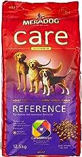 MERADOG Care Reference Hundefutter | Trockenfutter ohne Weizen für sportliche Hunde | 12,5 Kg
