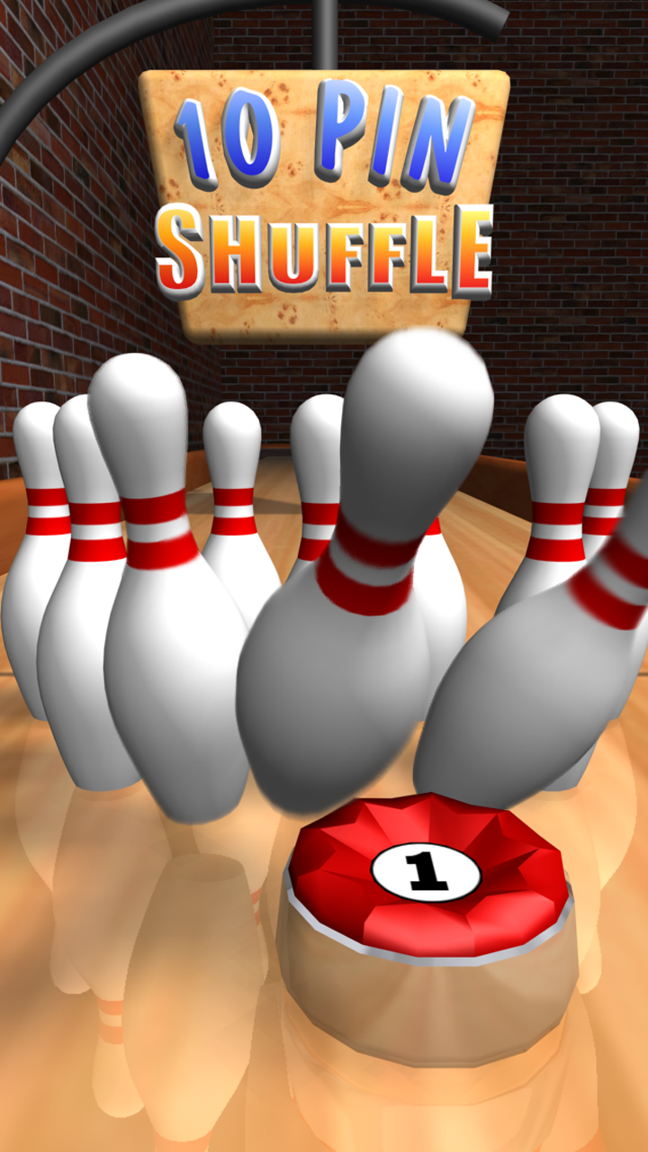 10 pin shuffle pro bowling apps f r android. Black Bedroom Furniture Sets. Home Design Ideas
