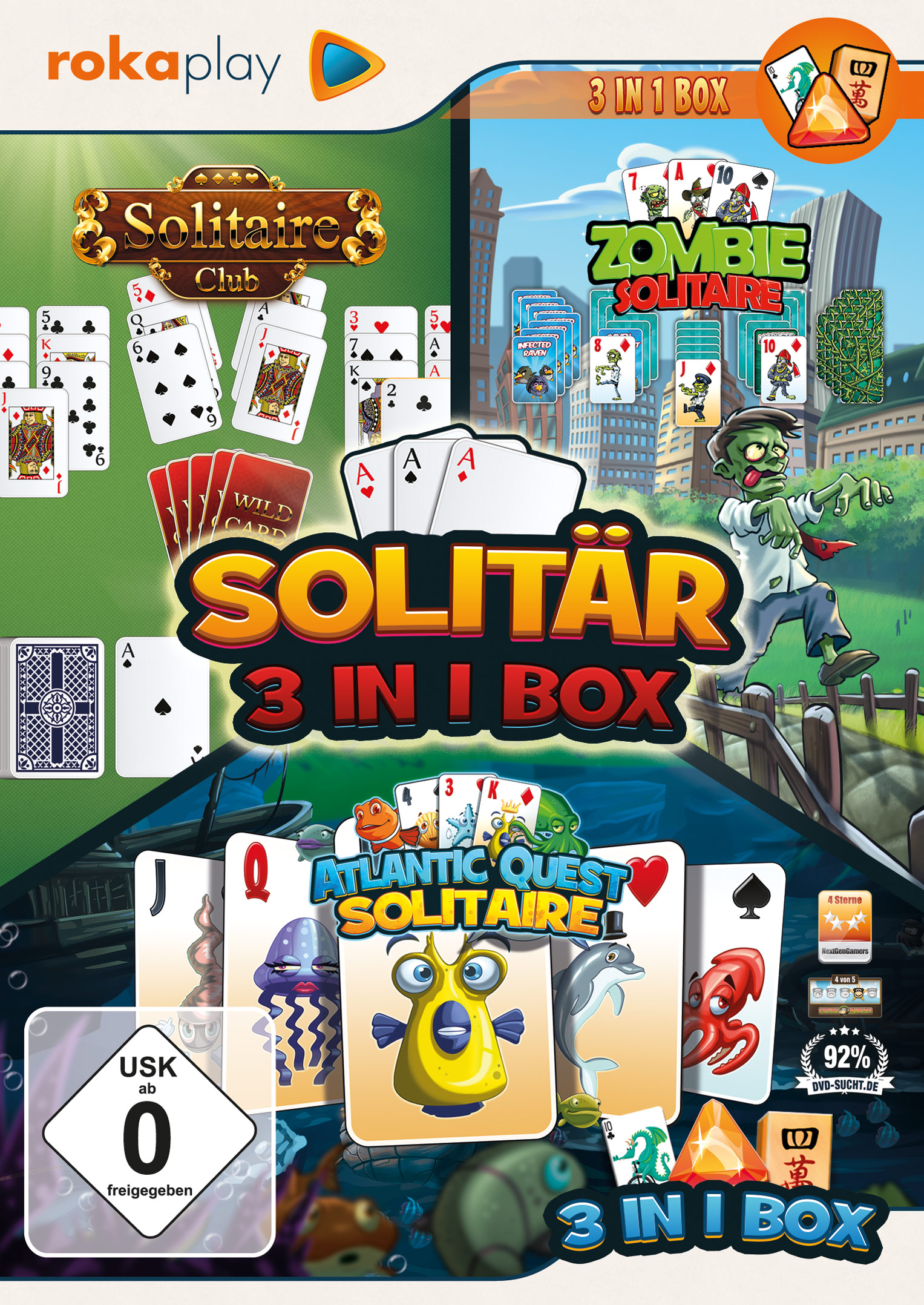 rokaplay - Solitär Box [PC Download]