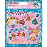 Aquabeads 30289 Mini Glitzerspielset Bastelset für Kinder