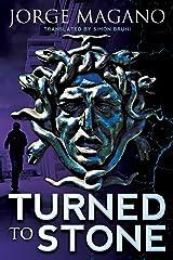 Turned to Stone (Jaime Azcárate) (English Edition) Versión Kindle