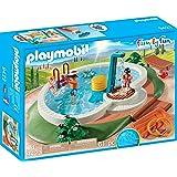 Playmobil - Piscine avec Douche - 9422