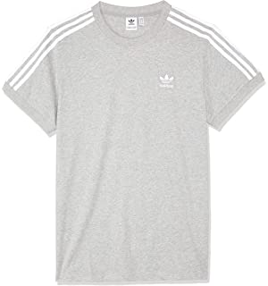 adidas Damen 3 Stripes_cy4751 Damen T-Shirt: Amazon.de ...