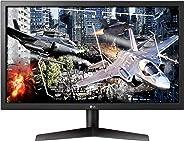 LG 24-inch Ultragear Full HD Gaming Monitor 144Hz,1ms 24GL600F-B