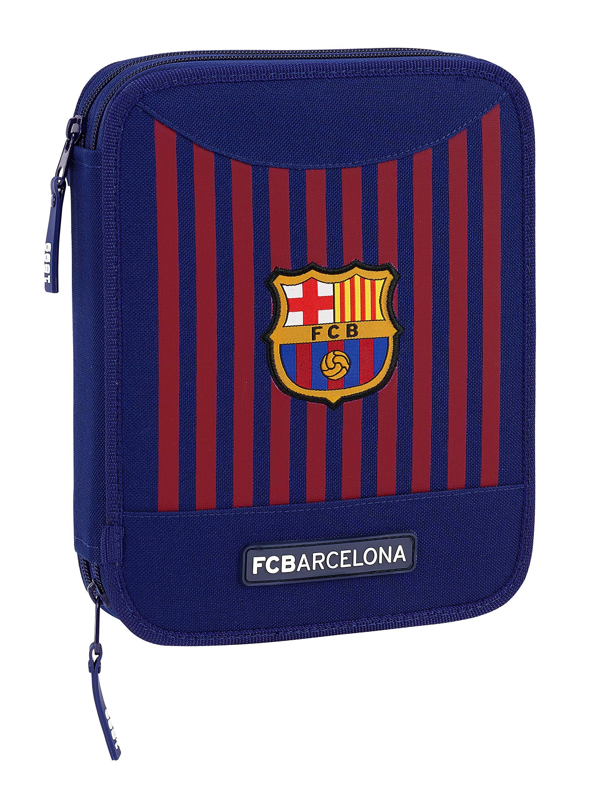 FCB FC Barcelona 411829056 – Estuche con 56 Piezas