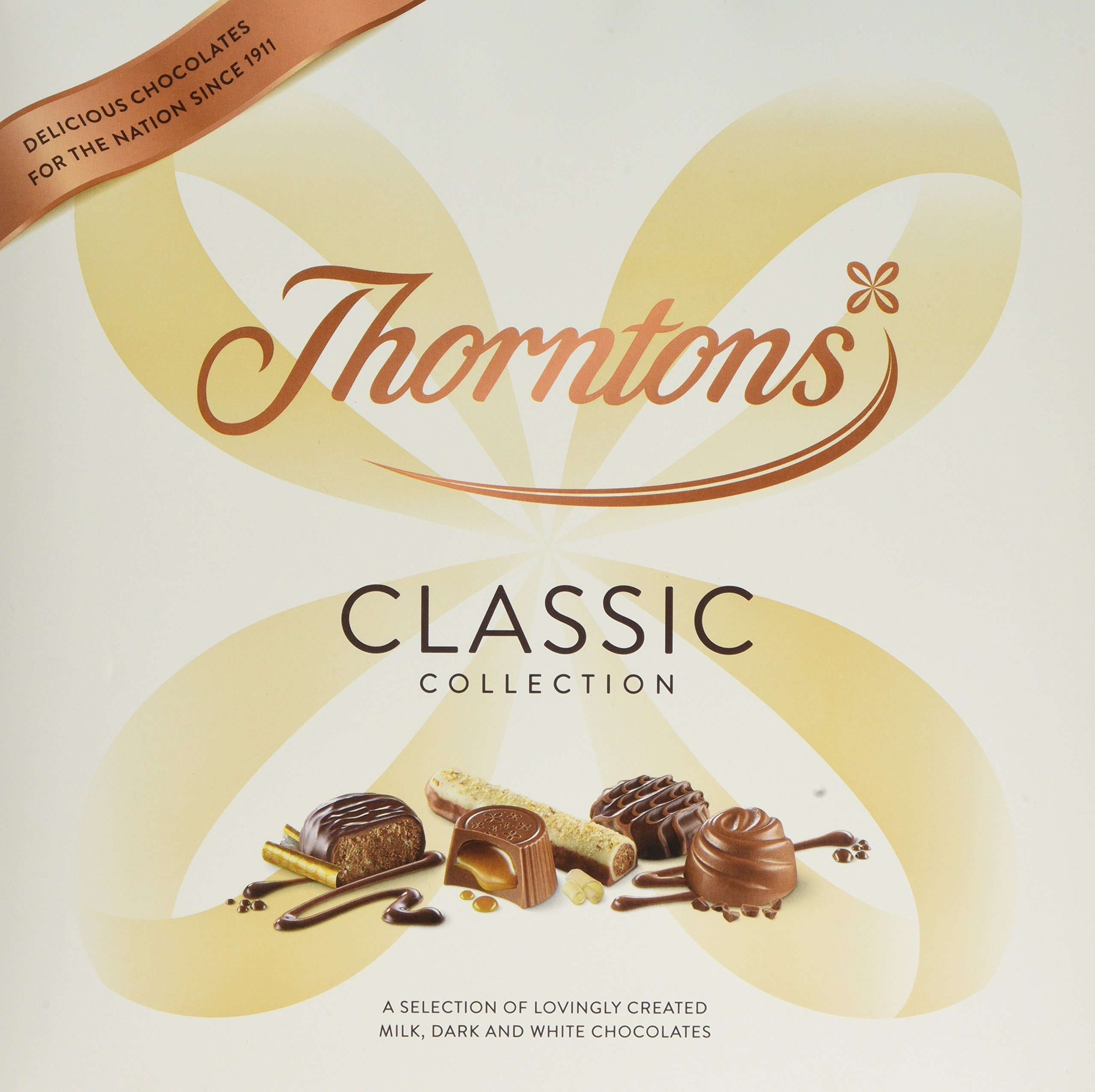 Thorntons Classic Mixed Chocolates 462 G Fresh Store Shop