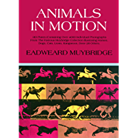 Animals in Motion (Dover Anatomy for Artists) (English Edition)