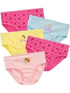 Peppa Wutz Peppa Wutz Pig Madchen Unterhose Slip Schlupfer 3er Pack Unterhosen Amazon De Bekleidung