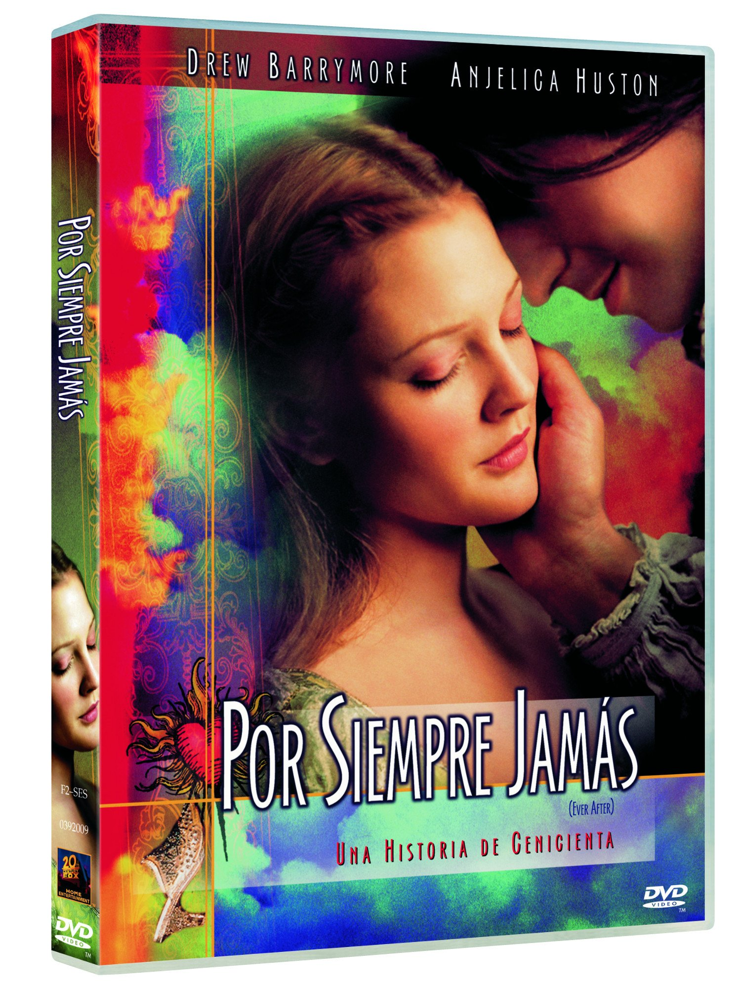 Por Siempre Jam�s (Import Dvd) (2014) Dougray Scott; Anjelica Huston; Drew Bar