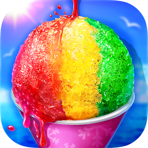 Snow Cone Maker - Summer Fun