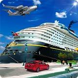 City Cargo Transporter Tycoon Schiff Simulator 3D: Echt Euro Transporter Truck Fahren Park Simulation Abenteuer Spiel