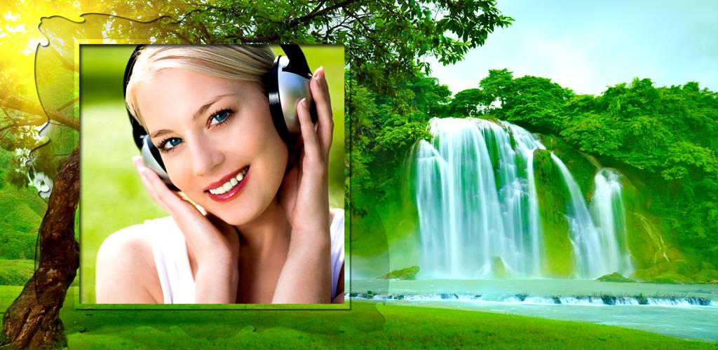 Wasserfall Bilderrahmen: Amazon.de: Apps für Android