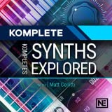 Komplete 11 101 : Komplete's Synths Explored
