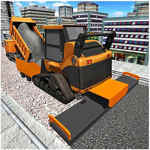 Constructor de la ciudad la construcción de carreteras 2016