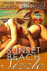 Sunset Beach Sizzle: Tropical Heat novella #1 (English Edition) Versión Kindle
