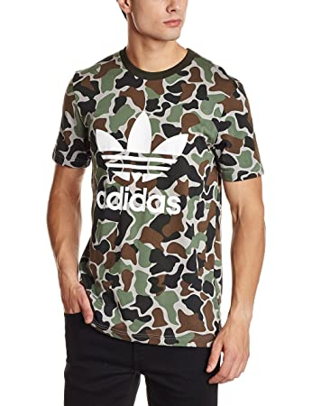 t shirt herren camouflage adidas