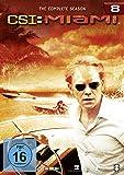 CSI: Miami - Season 8 [6 DVDs]
