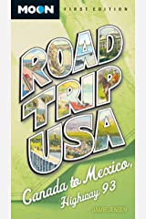 Road Trip USA: Canada to Mexico, Highway 93 Kindle Edition
