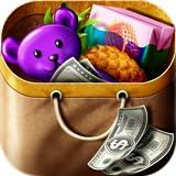 Supermercado juego - caja registradora - ir de compras : ayudar a mamá con la lista de compras y para pagar el cajero !