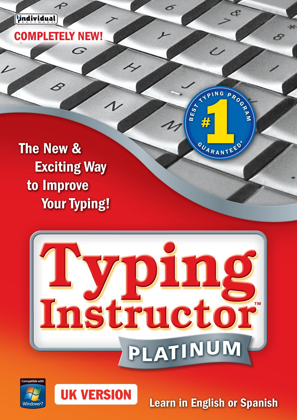 Typing Instructor Platinum 21 – Full UK English Version [Download] Test