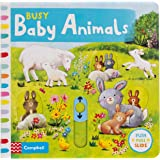 Busy Baby Animals (Busy Books)