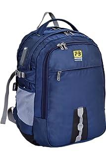 FB Fashion Bags Polyester 28 L School Bag/Backpack  Blue