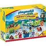 PLAYMOBIL 9391 Adventskalender Waldweihnacht der Tiere