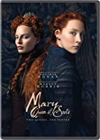 Mary Queen of Scots (DVD) [2018]
