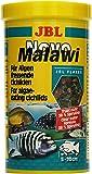 JBL Alleinfutter für algenfressende Buntbarsche, Flocken, NovoMalawi