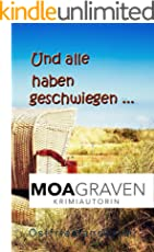 Und alle haben geschwiegen ... Der 12. Fall für Eva Sturm auf Langeoog: Ostfrieslandkrimi (Eva Sturm ermittelt)