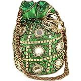 Tabelito Women's Potli Bag with Potli