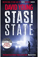 Stasi State: The gripping cold war thriller perfect for fans of Robert Harris Kindle Edition
