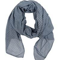 Zwillingsherz Seiden-Tuch im trendigem Design - Hochwertiger Schal für Damen Mädchen - Halstuch - Umschlagstuch…