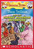 Thea Stilton and the Cherry Blossom Adventure (Thea Stilton Graphic Novels Book 6)