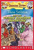 Thea Stilton and the Cherry Blossom Adventure: A Geronimo Stilton Adventure (Thea Stilton Graphic Novels Book 6)