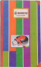 Ramdev Attendance Register Book, 20 cm x 1 cm x 33 cm