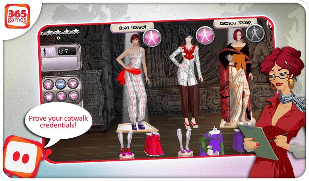 Jojo Fashion Show  Free Download Full Version
